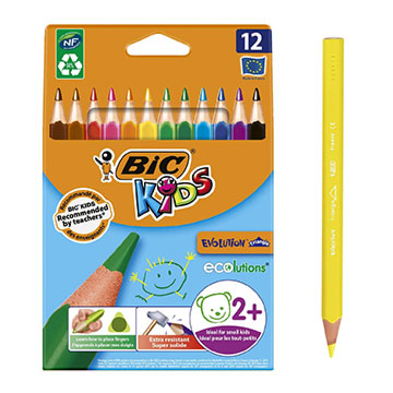 BIC Kids Evolution Triangle ECOlutions